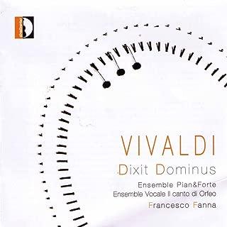 Best dixit dominus vivaldi rv 807 Reviews