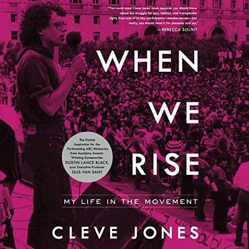 When We Rise audiobook cover art