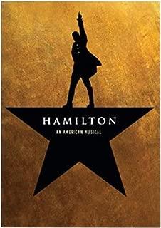 Creative Goods Merchandise Official Hamilton an American Musical Souvenir Program Book
