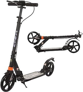 JY-Patinete Scooter Plegable para niños Adultos jóvenes ...