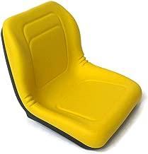 (1) HIGH BACK Seat for John Deere Gator TX / TX 4x2 / TX Turf / TX 4x2 Turf UTV by The ROP Shop