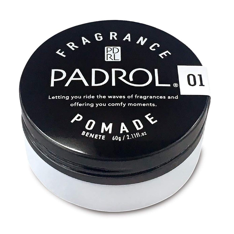 日付溶かす間に合わせPADROL FRAGRANCE POMADE ノルコーポレーション PAD1001