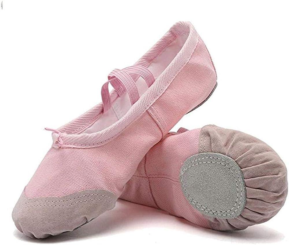 Goettin Ballet Women Canvas Dance Shoes Gymnastics Yoga Shoes Ch