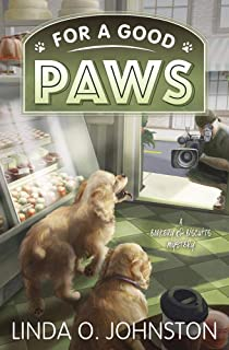 For a Good Paws (A Barkery & Biscuits Mystery)