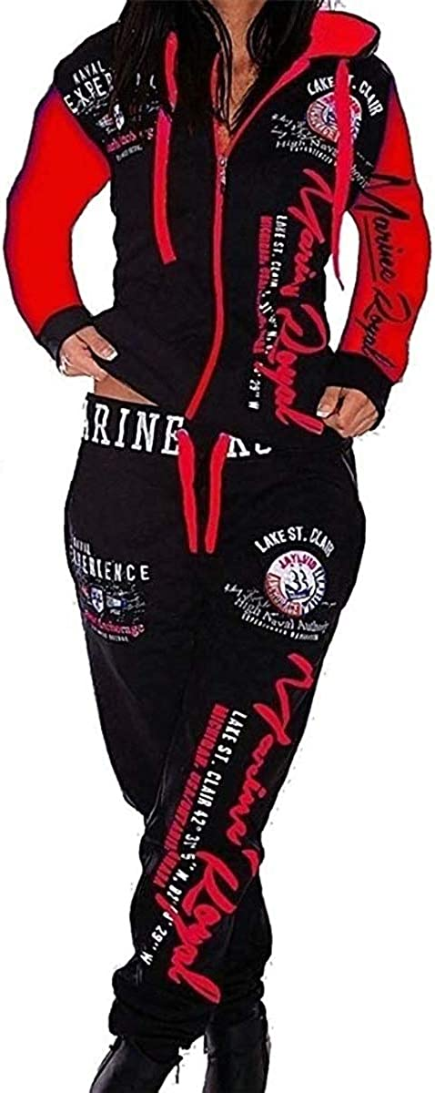 Indefinitely Womens Sweatsuits 2 Piece Hoodie Tracksuit Sets Houston Mall Casual Jog Comfy