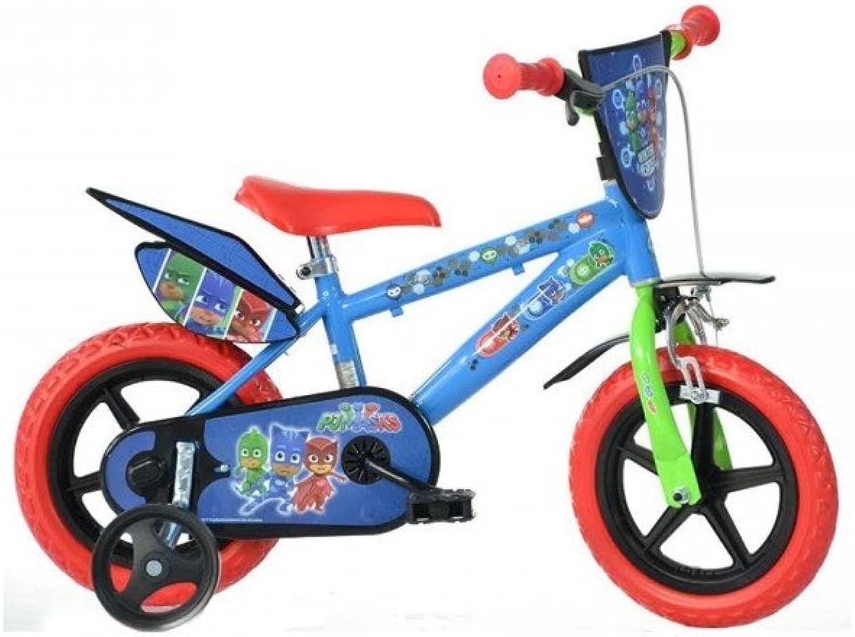 Dino Bikes 412UL-PJ P J Masks 12インチ 自転車