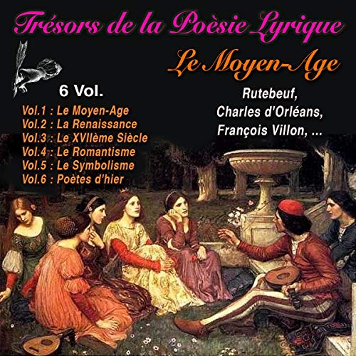 Le Moyen Age audiobook cover art