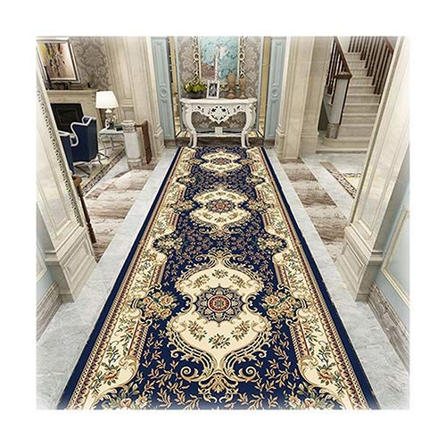 XZPENG Runner Rugs Moderne Thermal Bay Printing Window Foot Pad deur Mat Long Carpet Moisture Proof Water Absorption reukloos (Color : A, Size : 100x200cm)