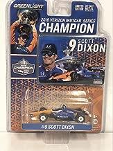 Greenlight 10835 1: 64 2018#9 Scott Dixon - 2018 Verizon IndyCar Series Champion/Chip Ganassi Racing, PNC Bank