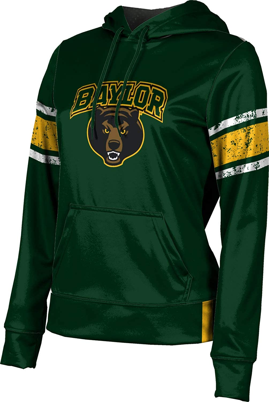 ProSphere Baylor University Girls' Pullover Hoodie, School Spirit Sweatshirt (End Zone)
