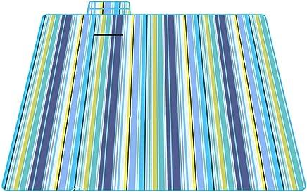 QQ888 Outdoor Picknickdecke Extra Large Sand Proof und Wasserdichte Tragbare Strandmatte für Camping Wandern Festivals (Farbe   B, größe   1.5x2M) B07PKK1K84 | Sorgfältig ausgewählte Materialien