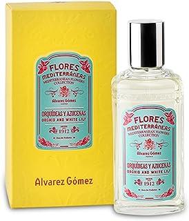 Flores Mediterráneas de Álvarez Gómez - Fragancia Orquídeas y Azucenas - 80ml