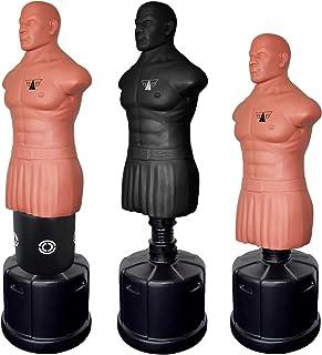 FOX-FIGHT Hank Box Dummy Boxdummy stojący worek bokserski manekin bokserski z regulacją wysokości 160-182 cm opcjonalnie z...