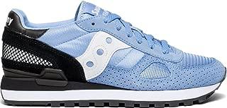 Saucony Originals Women's Shadow Orginal Sneaker, Blue/Black, 10 M US