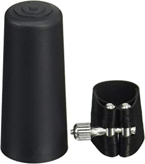 Rovner Dark 1R Bb Clarinet Ligature and Cap