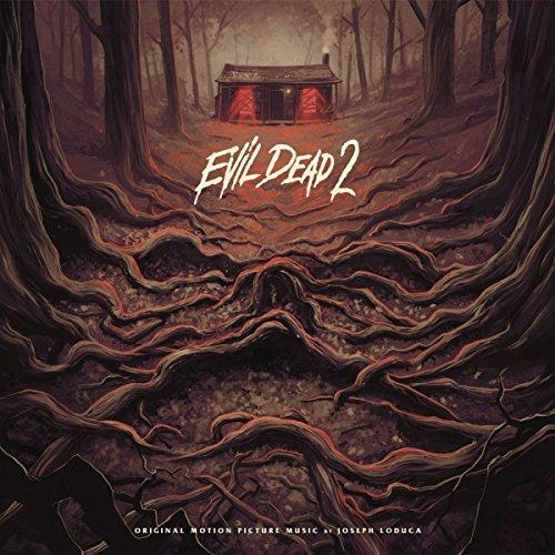 Evil Dead 2 (Original Motion Picture Music) [Disco de Vinil]