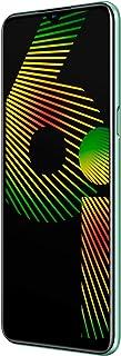 """realme 6I – Smartphone de 6.5"""", 4 GB RAM + 128 GB ROM, Procesador Helios G80, Cuádruple Cámara AI 48MP, Dual Sim, Color Green Tea"""