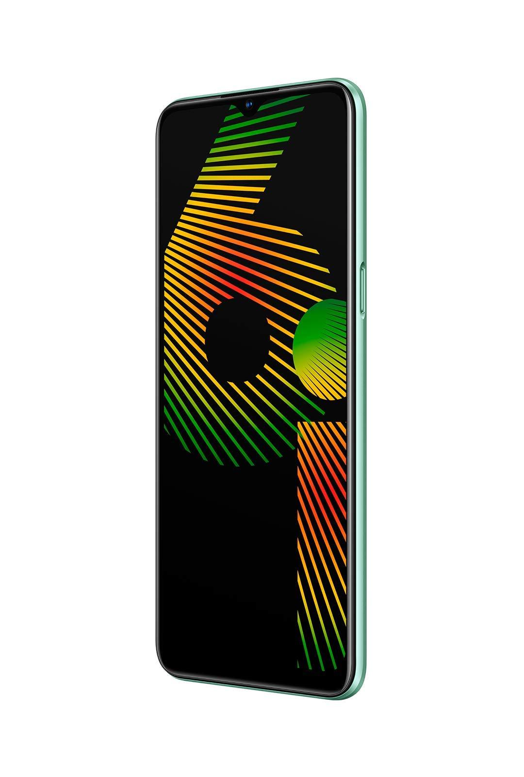 """realme 6I – Smartphone de 6.5"""", 4 GB RAM + 128 GB ROM, Procesador ..."""