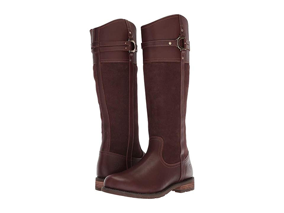 Ariat Loxley H2O (Chocolate) Cowboy Boots
