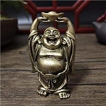Sculpture Figurines Resin Feng Shui Maitreya Buddha Sculpture Decoration Home Decoration Statue