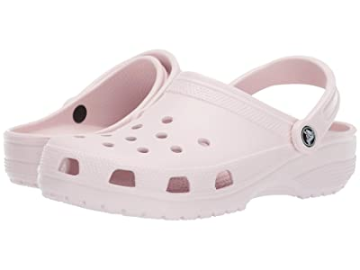 Crocs Classic Clog (Barely Pink) Clog Shoes