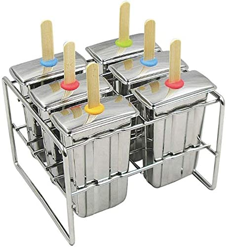 discount Onyx POP004 outlet sale Stainless Steel Popsicle sale Mold online
