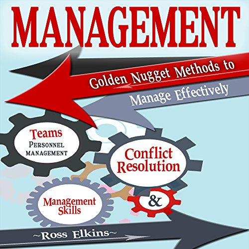 Management: Golden Nugget Methods to Manage Effectively audiobook cover art
