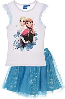 Shirtzshop - Camiseta y falda de Frozen