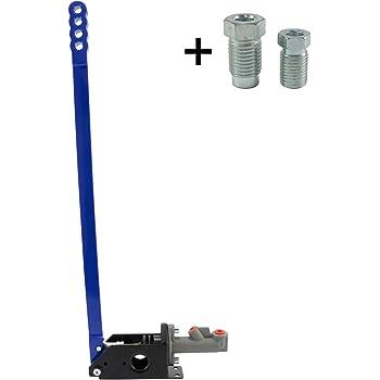 verticale orizzontale Drift Rivoluzione totale in Racing Brake LPY-Freno a mano universale idraulica con blocco di parcheggio per Rally