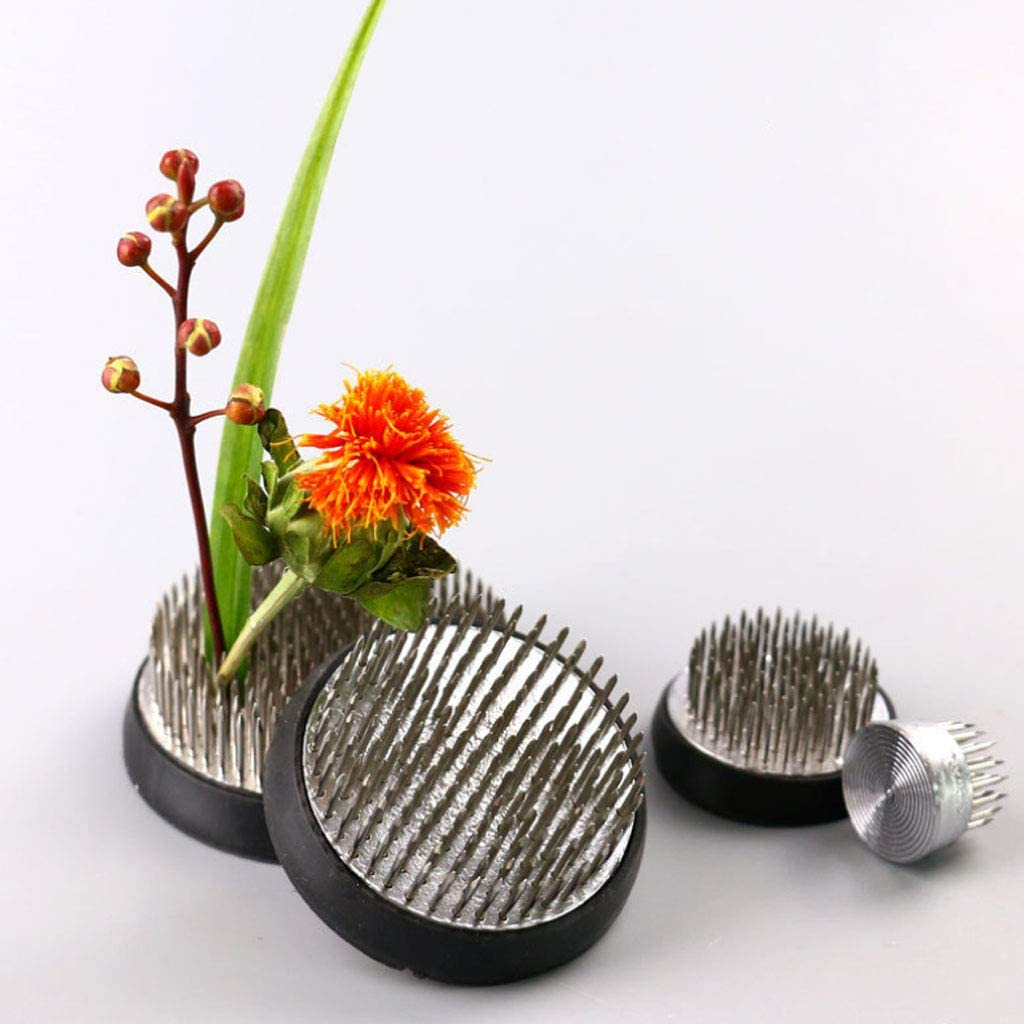 3,4 cm non-brand Runde Blumenigel Blumensteckiggel Igel zum Ikebana Blumenarrangieren