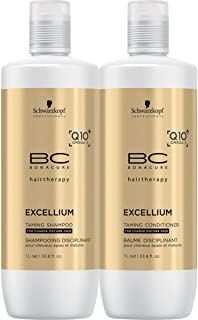 Schwarzkopf BC Bonacure Excellium Taming Duo 33.8 oz