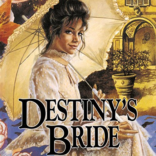 Destiny's Bride audiobook cover art