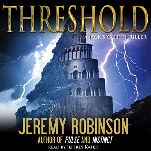 THRESHOLD (A Jack Sigler Thriller - Book 3) Audiobook By Jeremy Robinson cover art