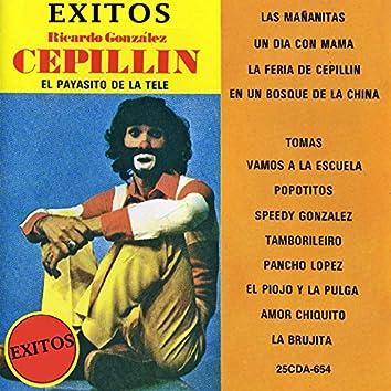"""El Payasito de la Tele """"Cepillin"""""""