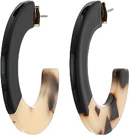 Peyton Hoop Earrings