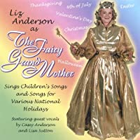 Fairy Grandmother Sings Children's Songs for Natio