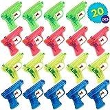 20 Wasserpistole Spielzeug Set für Kinder Mädchen Jungen Erwachsene - ideales Innenspielzeug für...