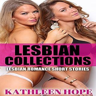 Lesbian: 4 Lesbian Short Stories audiobook cover art