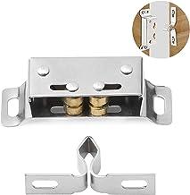 Kast deurslot 2 stks Roestvrijstalen Catch Stopper Cabinet vangst voor kast kast keukendeur met schroeven meubel fittingen...