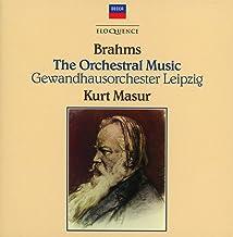 Kurt Masur - Brahms: Complete Orchestral Music