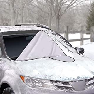 DNBCJJ Parasol para parabrisas de coche dise/ño de Mickey Sun