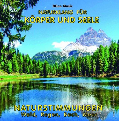 Waldgeräusche, Regen-, Bach- und Meeresrauschen (ohne Musik) Naturklänge für Entspannung Wellness und Meditation