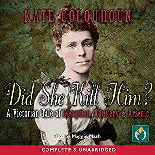 Did She Kill Him? cover art