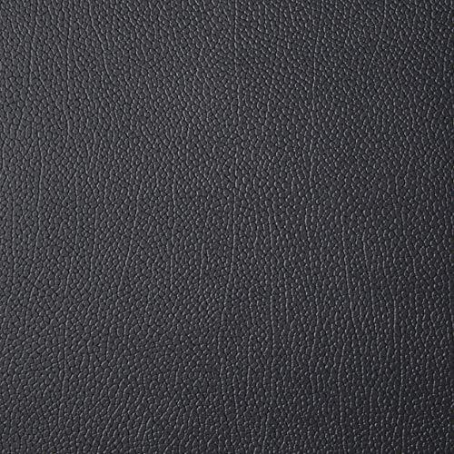 Venilia Klebefolie Optik, Dekofolie, Möbelfolie, Tapeten, Selbstklebende Folie, PVC, ohne Phthalate, 45 cm x 1,5 m, Stärke: 0,35 mm, 54872, Leder Grau, 45 x 150 cm