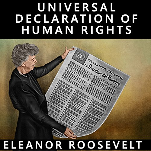 Universal Declaration of Human Rights audiobook cover art