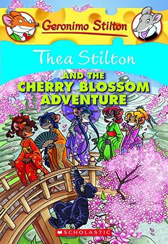 Thea Stilton and the Cherry Blossom Adventure: A Geronimo Stilton Adventure: 6