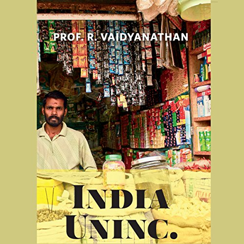 India Uninc. audiobook cover art