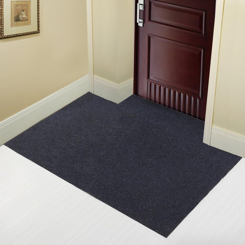 Mats Mat Toilet Kitchen Bedroom Bathroom Absorbent N-Slip Mats-D 50x240cm(20x94inch)
