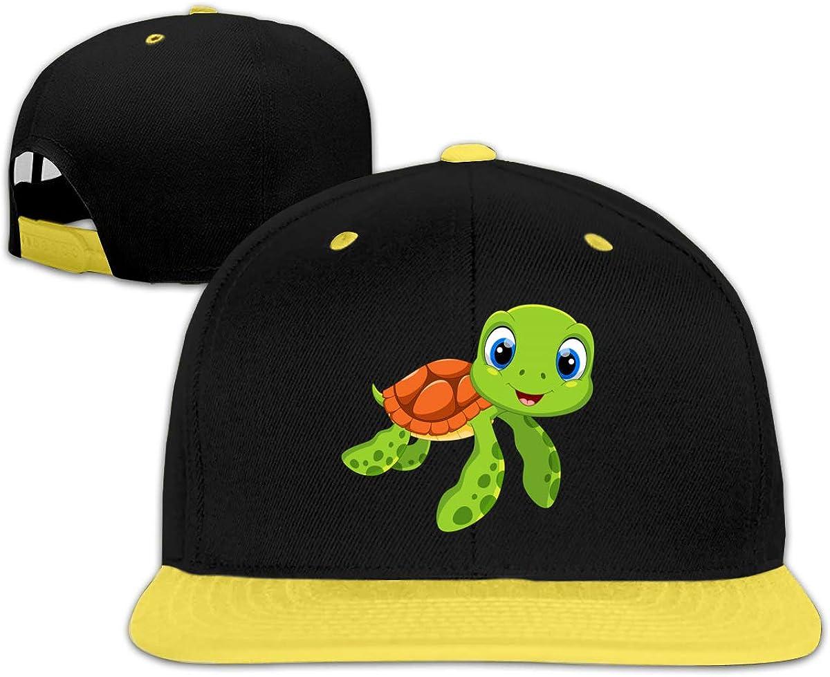 Industry No. 1 Hawaiian Sea Turtle Hip-Hop Baseball for Cap Kids' Adjustable S Max 42% OFF