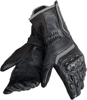 Dainese Assen Leather Gloves Black/Black XL
